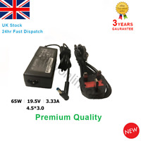 Laptop Charger AC Adaptor Power Supply HP Pavilion 15 Notebook PC 740015-003