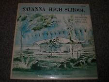 Savanna High School~Warren Peterkin, Tom Hernandez~Rebel Concert Band~School LP