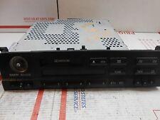 99-00 bmw 3 series radio cassette player 65128368250 8368250 OI0626