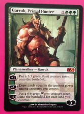 Garruk, Primal Hunter- MTG Magic
