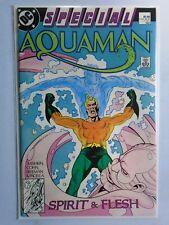 Aquaman Special #1 Spirit and Flesh 8.0 VF (1988)