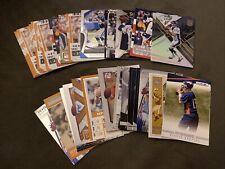 (30) Peyton Manning Card Lot