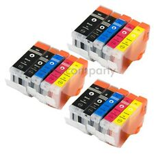 15x Patronen für PIXMA MP800 MP800R MP810 MP830 MP520X MP530 MP600 MP600R MP610