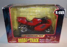 Motor Max Road & Track Super Bikes Honda NR - Brand New In Box NIB