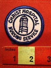 PATCH CHRIST HOSPITAL NURSING SERVICE CINCINNATI OHIO   5NU2 ex