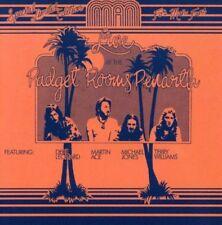 Man - Live at the Padget Rooms, Penarth ~ Remastered [CD]