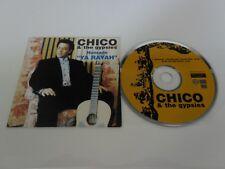 CD-Chico & the Gypsies- Nomade- Ya Rayah-El ultimo baile-(CD SINGLE)1997-2TRACK
