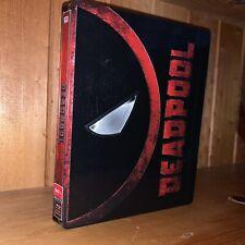 Deadpool Bluray Steelbook