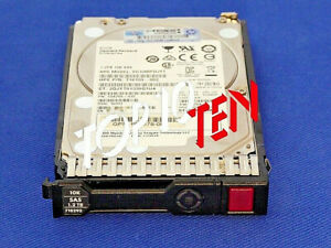 "HP 718292-001 1,2TB 2,5"" 10K 6Gb DP SAS HDD mit SC für ProLiant G8-G9 718162-B21"