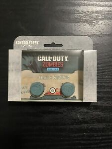 Kontrol Freek Call of Duty Zombies Quick Revive Edition PS4 PS5 Thumbsticks New