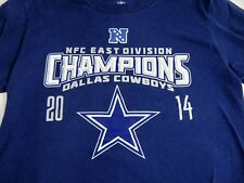 Dallas Cowboys NFC East Division Champions 2014 Kids Med 10/12 Cotton T-Shirt