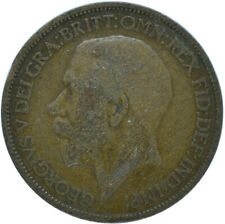 1912 HALF PENNY OF GEORGE V.     #WT15638
