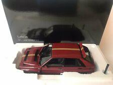 Kyosho Lancia Delta HF Integrale edizione finale bordeaux  1/18 8343C