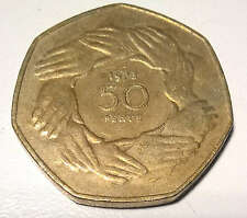 50 Pence In Großbritannien Ebay