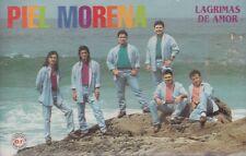 Piel Morena Lagrimas De Amor Cassette New