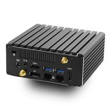 Jetway JBC313U591W-3160-B Intel Braswell Celeron N3160 Dual LAN Fanless NUC PC