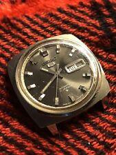Vintage Seiko 5 Automatic 21 Jewels 6119-7143