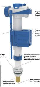 ROBINET FLOTTEUR pour chasse d'eau WC - GRIFO FLOTADOR - INLET VALVE -IDROSPANIA