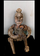 More details for old tribal bembe doll figure       ---  congo bn 53