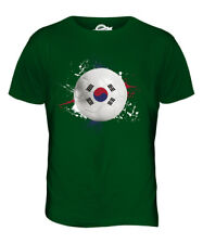 SOUTH KOREA FOOTBALL MENS T-SHIRT TEE TOP GIFTWORLD CUP SPORT
