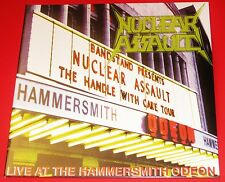Nuclear Assault: Live At The Hammersmith Odeon LP 180G Vinyl Record 2011 UK NEW