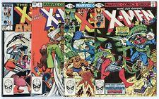 X-Men Annual #4 - 13, 15 - 18  avg. NM-/NM 9.2/9.4  white pages  Marvel  1980