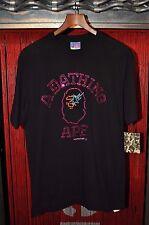 Bape A Bathing Ape Black Purple Jewels Nigo OG T Shirt L Large