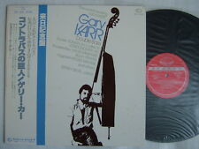 GARY KARR PLAYS DOUBLE BASS / WITH OBI