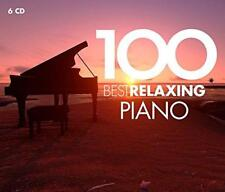 100 Best Relaxing Piano - Various Artists (NEW 6CD)