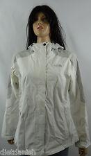 The North Face  Women's Perilune Rain Gear Jacket White NWT $149 L
