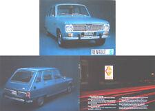 Renault 6 850 1969-70 Original UK Market Sales Brochure