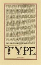 Drawing on Type by Newfeld, Frank