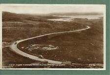 C1950'S RP POSTCARD VIEW FROM TUNNEL ROAD GLENGARRIFF CORK
