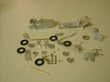 MG J3 Midget with cycle wings kit, 1/43rdscale by K&R Replicas