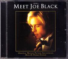 MEET JOE BLACK Thomas Newman OST Soundtrack CD Martin Brest RENDEZVOUS MIT Neu