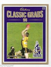 1999 Select Cadbury Classic Grabs (22) Brendan KRUMMEL Hawthorn