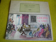 LP CHOPIN 14 valses DINU LIPATTI COL FCX 30097 FRENCH