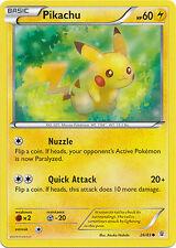Pikachu Common Pokemon Card 20th Anni Generations 26/83