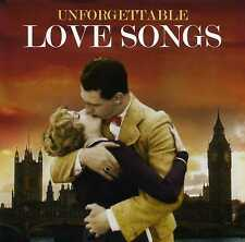 UNFORGETTABLE LOVE SONGS - DEAN MARTIN DORIS DAY SAM COOKE - 2 CDS - NEW!!
