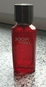 Joop! Thrill Man 30ml Eau de Toilette EDT Spray Herren Neu