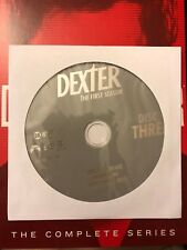 Dexter - Season 1, Disc 3 REPLACEMENT DISC (not full season)