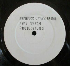 "RAYRUCK ~ Untitled ~ 12"" Single"