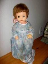 "Effanbee ~ Vintage 1960's Vinyl Adorable My Fair Baby 18"" Doll"