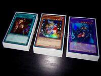 Yugioh Complete Dark Magician Girl Deck! Chocolate Magician Girl Dark Paladin