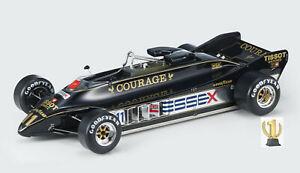 1:18 GP REPLICAS GP74A Lotus 88B Cosworth, Gp Silverstone 1981, De Angelis #11