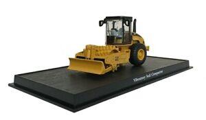 Vibratory Soil compactor - 1:64 - CONSTRUCTION VEHICLES (No.3)