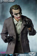 Joker Batman Dark Knight Soap Studio 1/12 Scale Figure 6'' Bank Robber Version