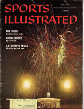 Vintage Sports Illustrated from July 4, 1960