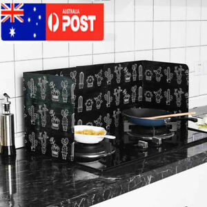 Kitchen Cover Screen Anti-Splatter Oil Splash Shield Guard VW Cooking Frying Pan