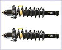 2x Ammortizzatore + Molla Spirale Supporto Posteriore Per CHRYSLER Sebring 2007